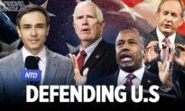 Defending U.S. Freedoms and National Security–Sen. Blackburn, Rep. Brooks, Gordon Chang, Ken Paxton