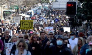 The Worldwide Rally for Freedom: An Expression of Frustration?