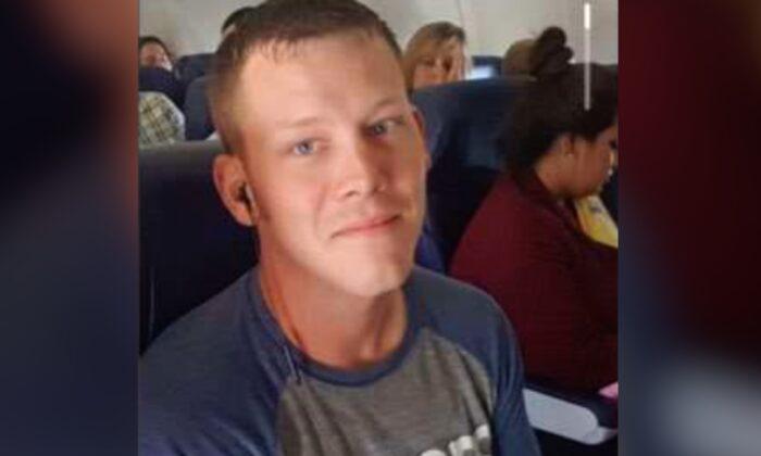 Andrew Taake, 32, of Houston, Texas. (Courtesy of FBI)