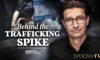 EpochTV: Jaco Booyens: Trafficking Epidemic Fueled by Lockdowns, Police Cuts, and a Porous Border
