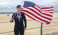 High Schooler Runs Marathon, Raises $12,000 Toward Group Home for Homeless Veterans