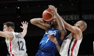 Team USA Stunned With First Olympics Basketball Loss in 2 Decades