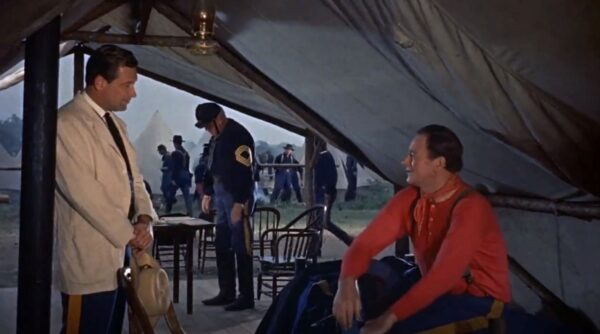 Horse Soldiers-William Holden and John Wayne