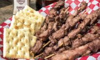 Chislic: Meat on a Stick, South Dakota-Style