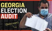 EpochTV: Analysis of Ballot Images Shows 'Massive Errors,' Says Georgia Election Integrity Group