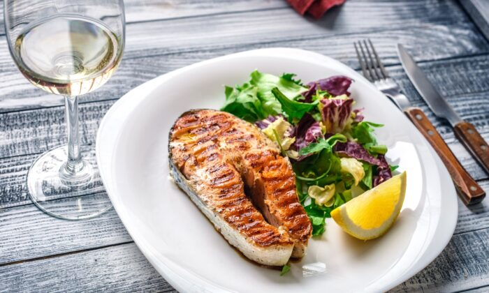 """Old rules like """"white wine with fish, red wine with meat"""" were designed with simplicity in mind. (Egor Fomin/shutterstock)"""