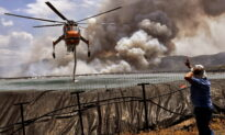 Southern Europe Battles Wildfires as North Cleans up After Floods