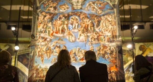 LA Michelangelo exhibit