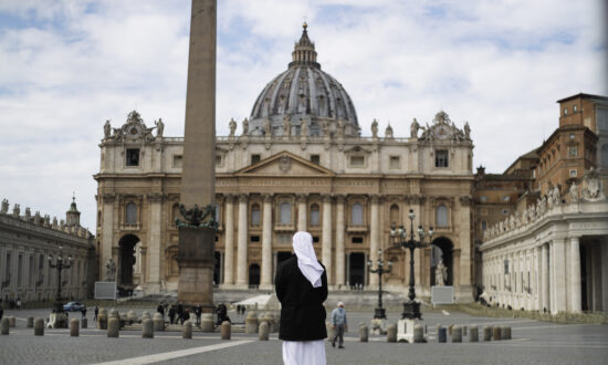 Vatican Trial Opens Into Financial Scandal Rocking Papacy