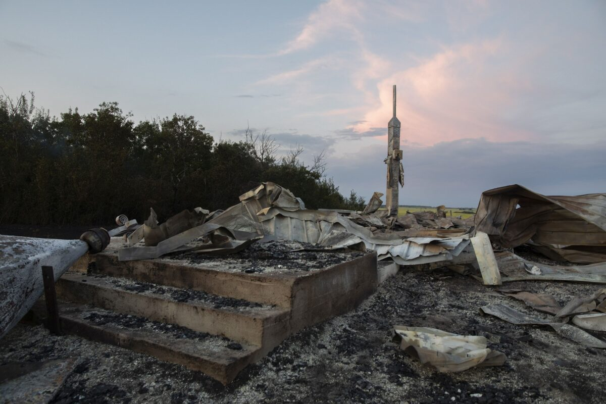 Arson, Vandalism of Churches Deserves More Attention From Political Leaders