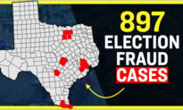 EpochTV: Texas AG Reveals 897 Active Election Cases; Audit of 13 Counties in Texas Proposed