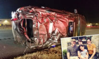 Texas Mom Survives Unbelievable Road Accident With Her Family—Credits Survival to Calling God's Name