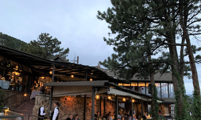 Flagstaff House restaurant offers an elegant dining experience in Boulder, Colo. (Courtesy of Annika Frederikson)
