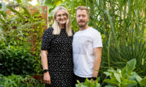 Couple Transform Their Home Garden Into a Tropical Paradise After Visiting Thailand