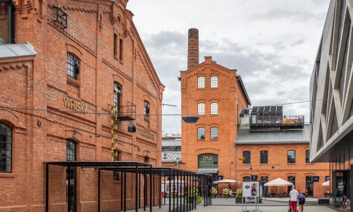 The Museum of Polish Vodka in Warsaw. (Mazur Travel)