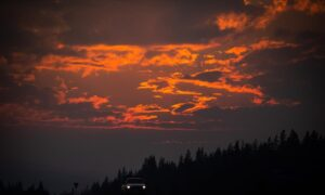 Fires in Western Canada Creating Own Weather Systems, Experts Say