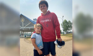Autistic Boy, 11, Sees 5-Year-Old Drowning While Swimming in Park, Jumps In to Save His Life