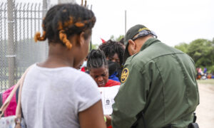 Arrests Along US-Mexico Border Hit 21-Year Monthly High