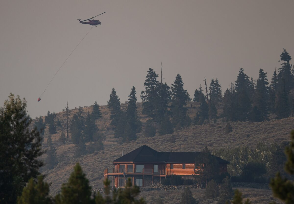 BC Residents Voice Frustration With Wildfire Response