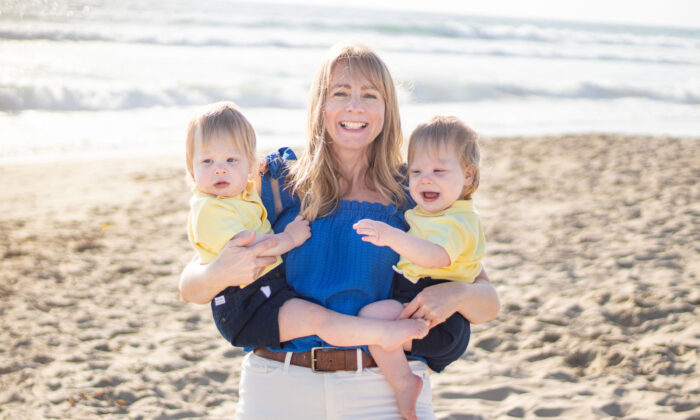 Katie Bressack, a Los Angeles, Calif.-based certified holistic health coach, was already guiding women toward optimal nutritional health when she learned she was pregnant with twins and needed to follow some of her own advice.  (Katie Bressack)