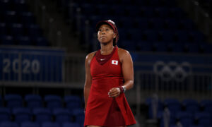 'A Bit Much': Naomi Osaka Cites Pressure in Olympic Loss