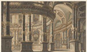 The Bibiena Family: The Doyens of European Theater Design