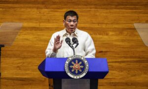 Philippine Leader Unabashedly Threatens to Kill Drug Dealers in Final State of the Nation Speech