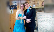 Boutique Owner Finds Mysterious Note Tucked Inside Donated Prom Dress, Tracks Down Woman Who Wore It