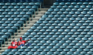 Some Cleveland Indians Fans Not Happy With Team's Name Change