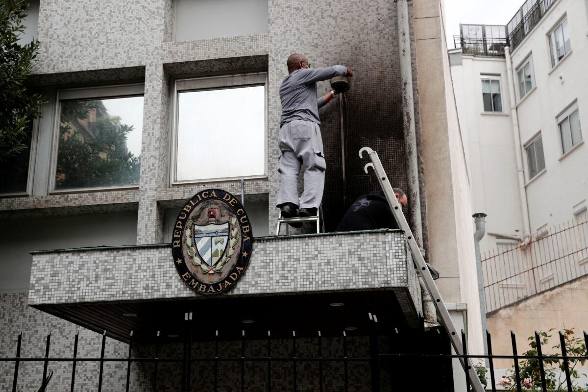 cuban-embassy-attacked