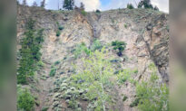Can You Spot the Lost Dog Trapped on This Mountainous Cliffside in Idaho?