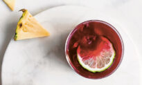 Hibiscus Pineapple Punch