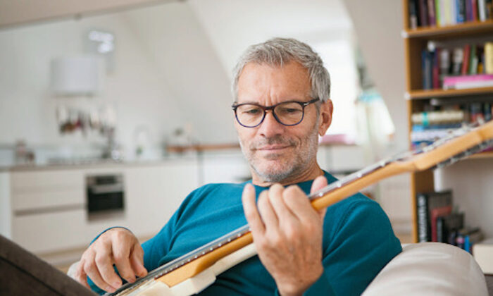 """The """"10,000-hour rule"""" was devised by Professor Anders Ericsson. It's the idea that it takes 10,000 hours of practice to become accomplished at something, whether it's playing a guitar or building a business.(WESTEND61/GETTYIMAGES)"""