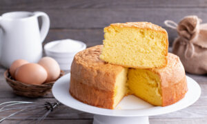 How to Upsize a Cake Mix That's Too Small for the Recipe