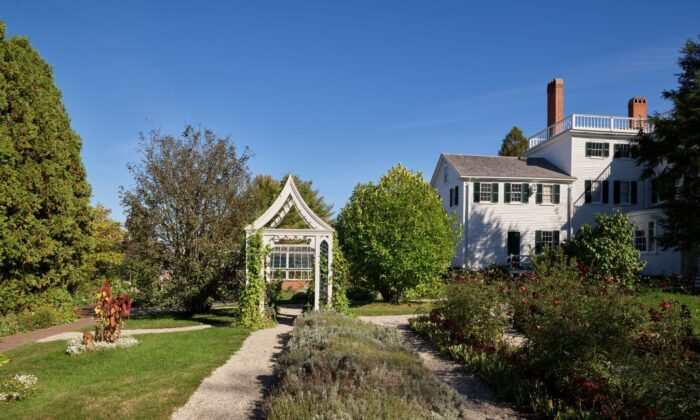 A historic home and museum with activities for all ages. (Carol M. Highsmith/Public Domain)
