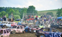 There's More Than Meets the Eye at a Demolition Derby