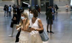 CDC: Fully Vaccinated People Should Wear Masks Indoors in Some Areas