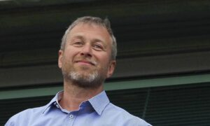 Russia's Abramovich Didn't Buy Chelsea for Putin, Court Hears