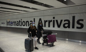 United Kingdom Excludes Canadian Travellers From New Exception to Quarantine Measures