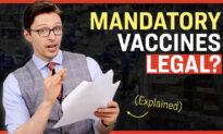 EpochTV: Federal Agency Announces MANDATORY Vaccines for All Employees Under Title 38