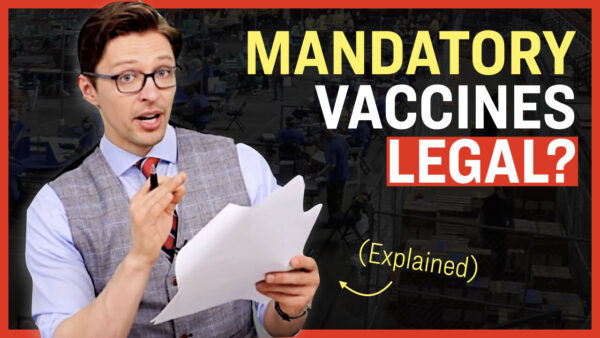 Facts Matter (July 28): Federal Agency Announces MANDATORY Vaccines for All Employees Under Title 38