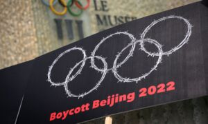 China 'Does Not Deserve to Host' 2022 Olympics: Lawyer, Activist