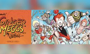 Ginger Meggs: Epoch Comics