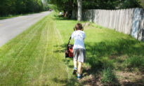Michigan 8-Year-Old Takes '50 Yard Challenge' to Mow Lawns for Elderly, Veterans, Disabled in Need