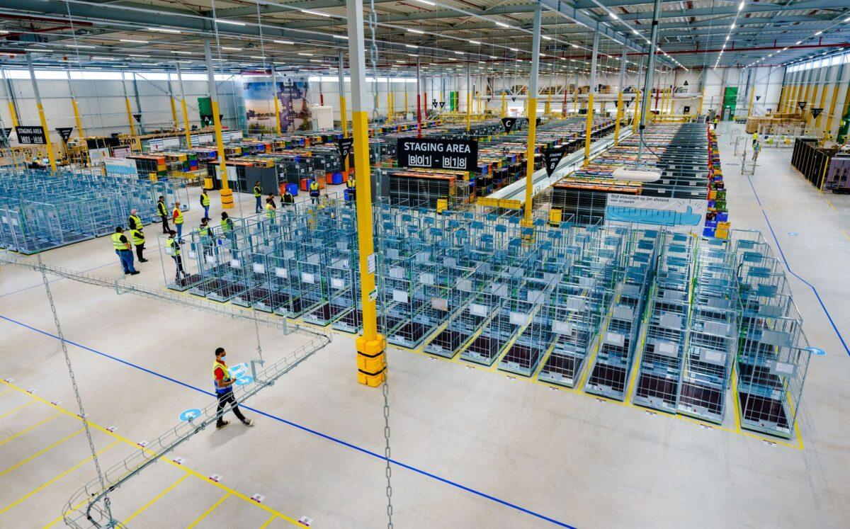Netherlands warehouse