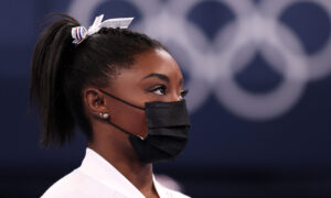 Simone Biles, Olympics, and Abuse of Chinese Athletes
