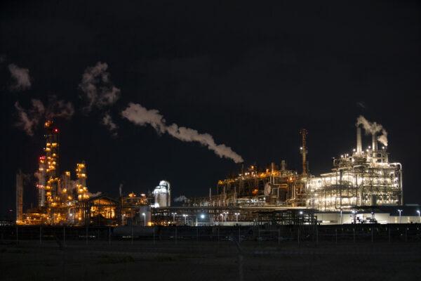 Chemical Plant Leak-Texas