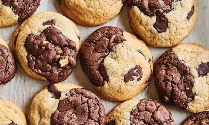 Combine two favorite sweet treats and live in dessert harmony. (Joe Lingeman/TNS)
