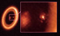 Observatory Spots Moon-Forming Region Around Planet in Another Solar System 370 Light-Years From Earth