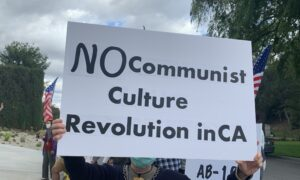 President of the Orange County Board of Education: CRT Is Marxism That Endangers the US